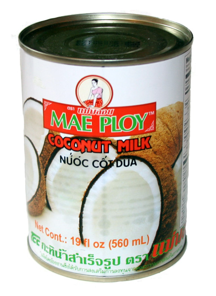 Thai Kitchen Lite Coconut Milk ingredients | brett on stuff